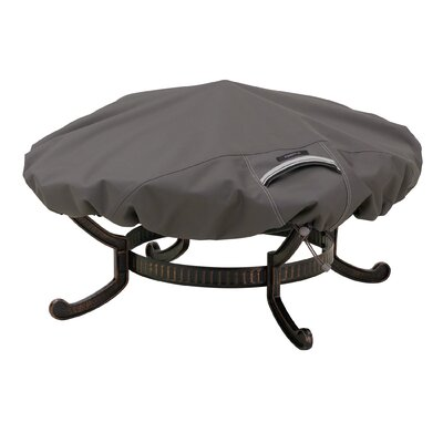 Ravenna Patio Fire Pit Cover Size: Large