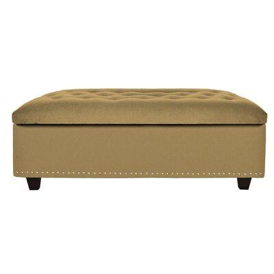 Ottoman Upholstery: Wheat