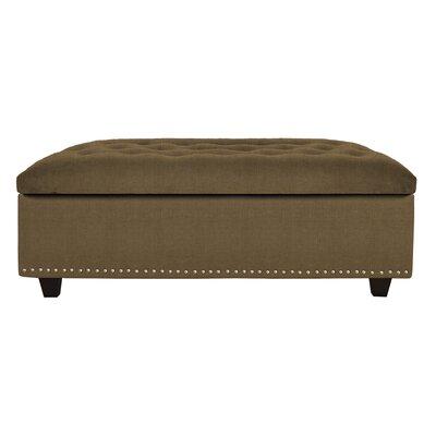 Sand Ottoman Upholstery: Sand Earth