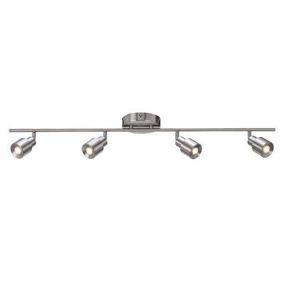 Chappelle 4-Light Fixed Full Track Lighting Kit