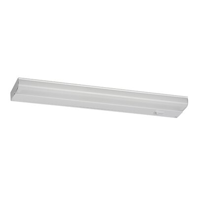 Fluorescent Under Cabinet Bar Light Size: 12.25