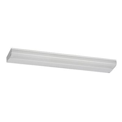 Fluorescent Under Cabinet Bar Light Size: 21.375