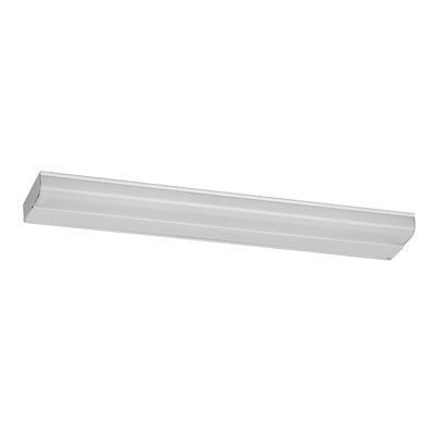Fluorescent Under Cabinet Bar Light Size: 24.5