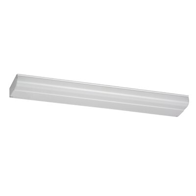 Fluorescent Under Cabinet Bar Light Size: 18.25