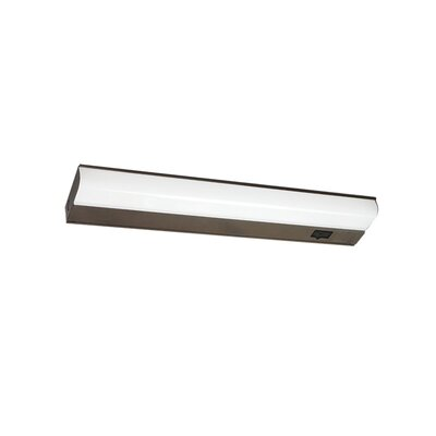 18 LED Under Cabinet Bar Light Finish: Oil-Rubbed Bronze