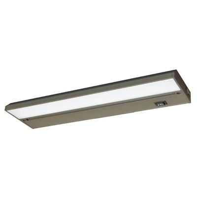 Noble 14 LED Under Cabinet Bar Light Finish: Rubbed Bronze