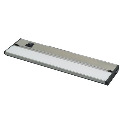 Noble Pro 12 LED Under Cabinet Light Size: 1 H x 3.75 W x 14 D