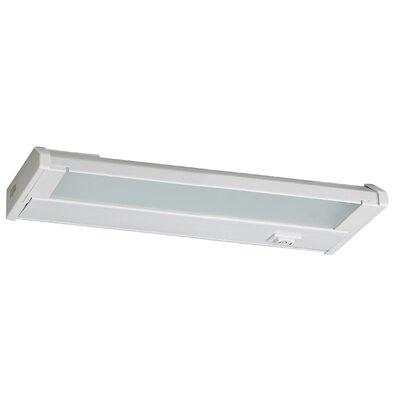 8 Xenon Under Cabinet Bar Light Finish: White