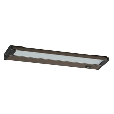 22 Xenon Under Cabinet Bar Light Finish: Oil-Rubbed Bronze