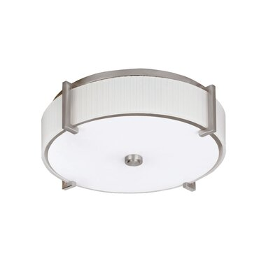 Delany 3-Light Flush Mount