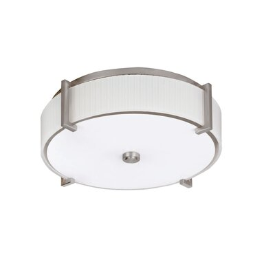 Delany 4-Light Flush Mount