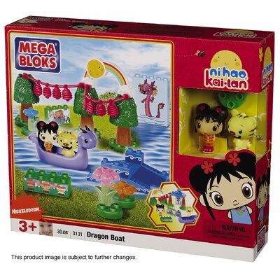 mega brands Nickelodeon Ni Hao Kai-Lan's Dragon Boat at Sears.com