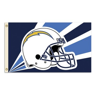 NFL Team Flag NFL Teams: San Diego Chargers 1361