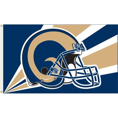 NFL Team Flag NFL Teams: St. Louis Rams 1378