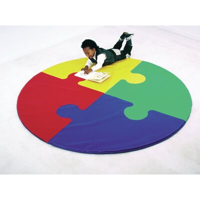 Autism Awareness Circle Puzzle Mat - Cf322-039 - Baby Toys And Activity Equipment Play Mats And Gyms Mats And Soft Play CF322-039