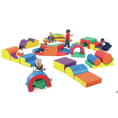 Gross Motor Play Group - Cf710-113pt - Activity Toys CF710-113PT