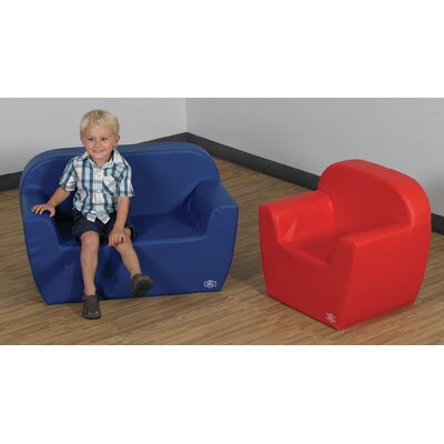 Preschool 2 Piece Kids Club Chair Set CF705-578