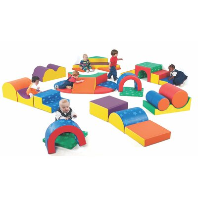 Gross Motor Play with Velcro CF710-113