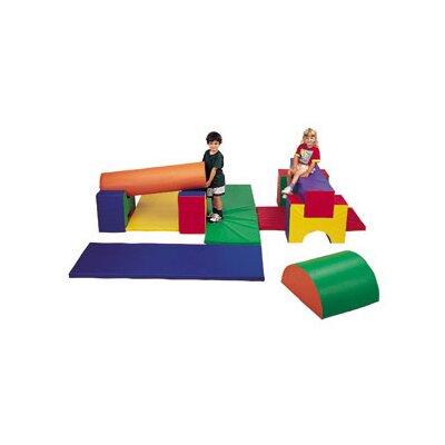 Jr. Activity Gym-11 Piece Set - Cf362-550 - Toys Gross Motor CF362-550