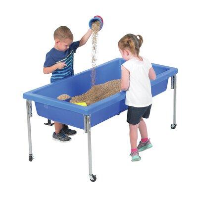 Sensory Rectangle Sandbox Table