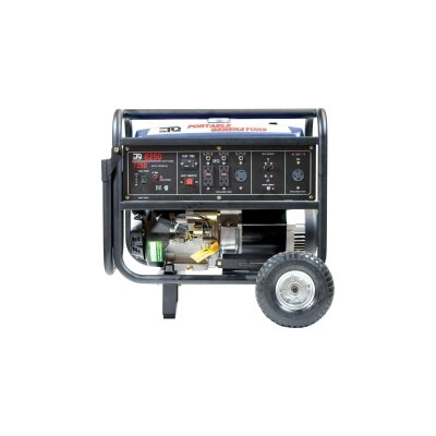 Cheap Eastern Tools and Equipment 8250 Watt Portable Gasoline Generator (ETQ1003)