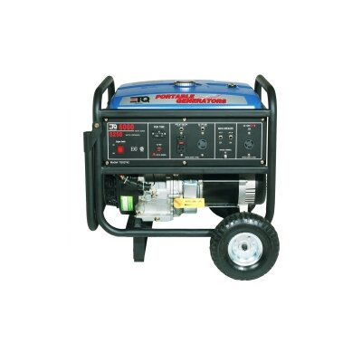 Cheap Eastern Tools and Equipment 6000 Watt Portable Gasoline Generator (ETQ1005)