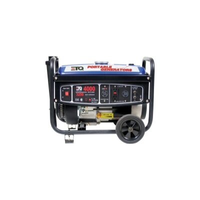 Cheap Eastern Tools and Equipment 4000 Watt Portable Gasoline Generator (ETQ1012)