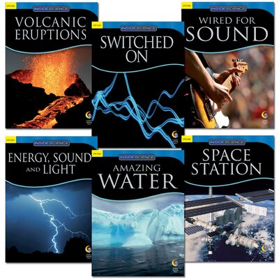 Physical Science Variety Book CTP5751