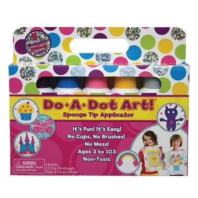 Do A Dot Art Shimmers 5 Pk washable DAD104