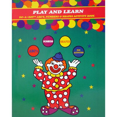 Play And Learn Activity Book DADB310