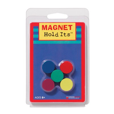 Ten 3/4 Ceramic Disc Magnets (Set of 2)