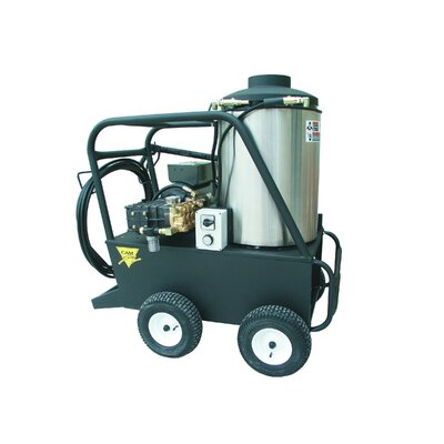 Cam Spray Q Series 4000 PSI Hot Water Electric Pressure Washer
