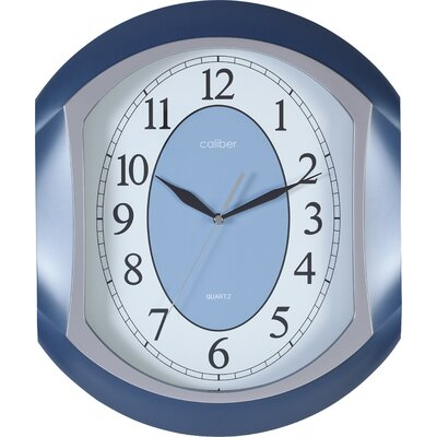 Caliber Round Square Wall Clock