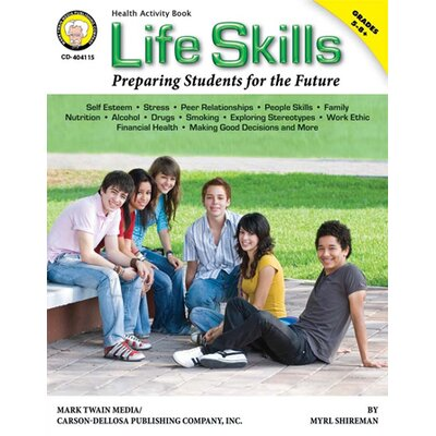 Life Skills Preparing Students for Book CD-404115