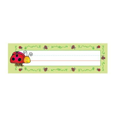 Deskplates Ladybugs Name Tag (Set of 3) DJ-622012