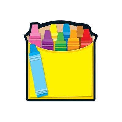 Crayon Box Notepad (Set of 3) CD-151037
