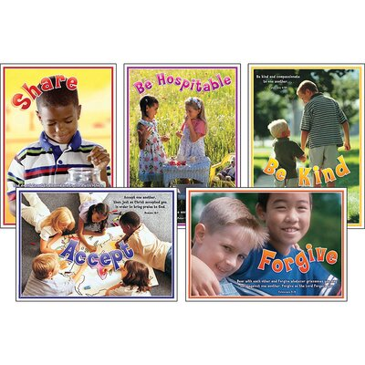 Love One Another Poster Set CD-210016