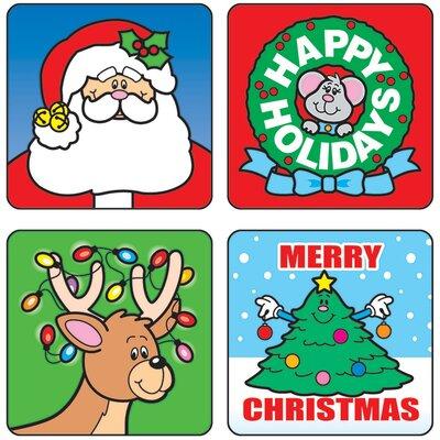 Christmas Sticker (Set of 3)
