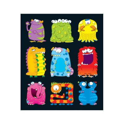 Monsters Prize Pack Sticker CD-168050