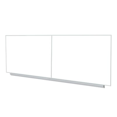 """Ghent Premium Porcelain Magnetic 3' 12.5"""" x 16' 1.25""""  Whiteboard at Sears.com"""