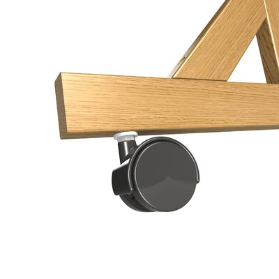 Casters - Wood Frame Reversible Units Only