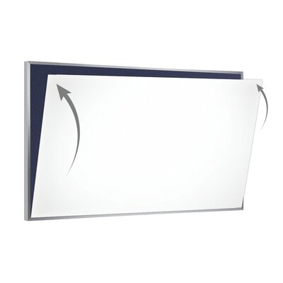 28 Gauge Porcelain Magnetic Whiteboard Sheet/Skin PSC-410-W
