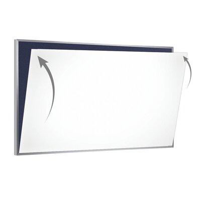 28 Gauge Porcelain Magnetic Whiteboard Sheet/Skin PSC-46-W