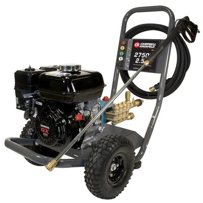 Campbell Hausfeld 2750 PSI Gas Powered Pressure Washer with Honda GX160 Engine at Sears.com