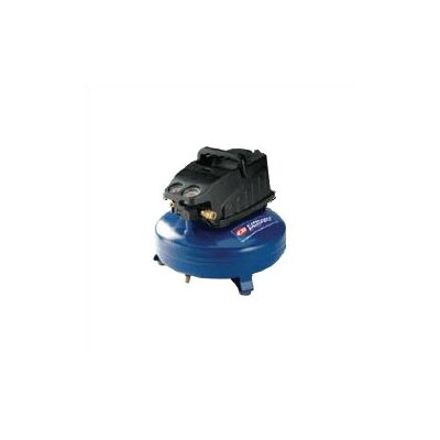 Campbell Hausfeld Oil Free Pancake Portable 4 Gallon Air Compressor at Sears.com