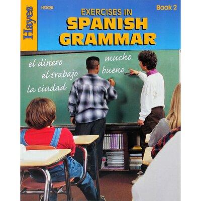 Exercises in Spanish Grammar Book H-HS702R