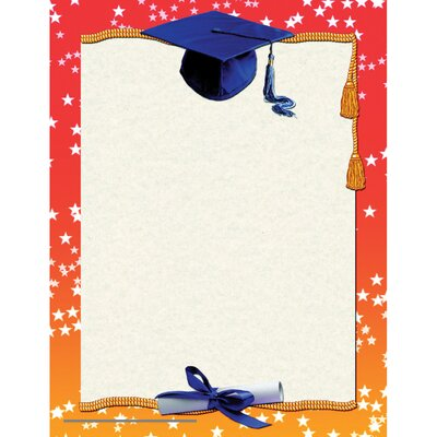 Graduation Border Awards and Certificate