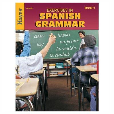 Exercises in Spanish Grammar Book H-HS701R