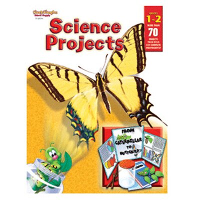 Science Projects Grade 1 - 2 Book SV-69094