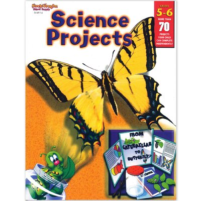 Science Projects Grade 5 - 6 Book SV-69116